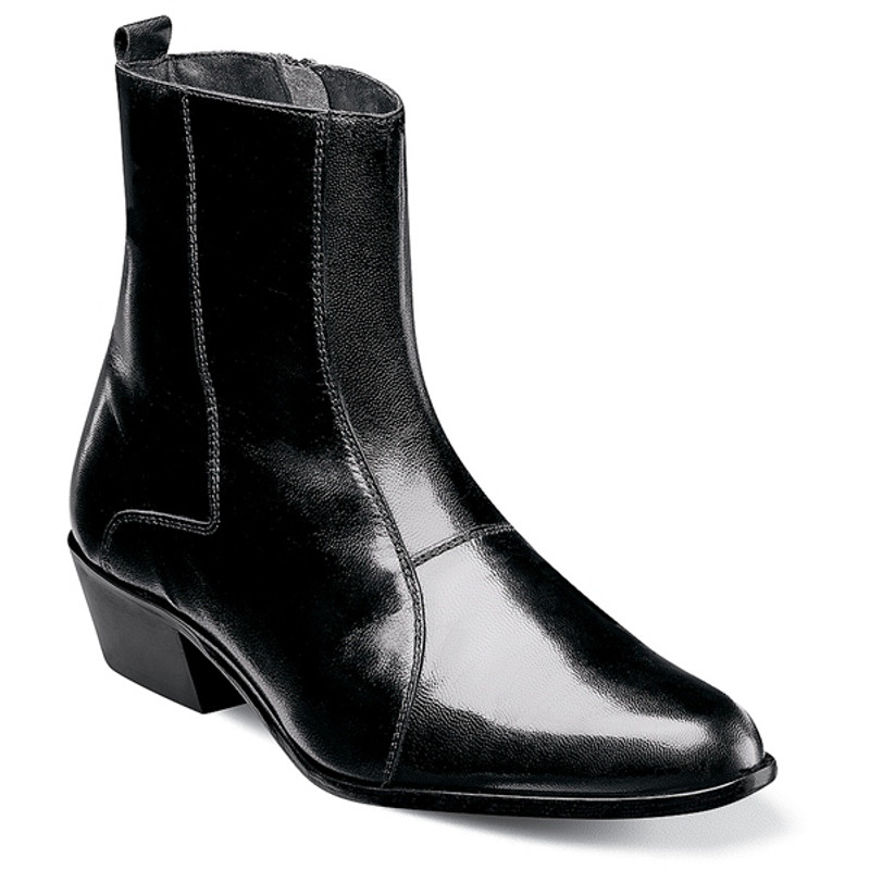 Stacy Adams Men's Santos Boot - Black