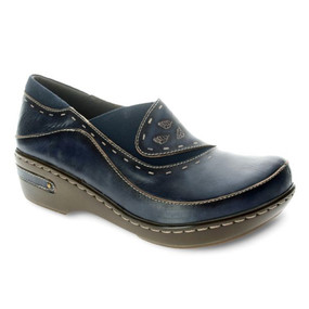 Spring Step Women's Burbank - Navy