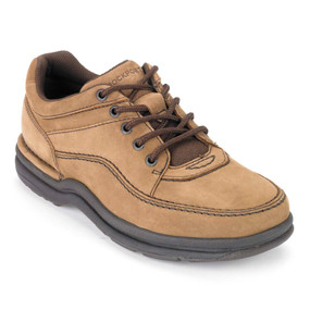 Rockport Men's World Tour - Chocolate Nubuck
