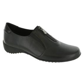 Munro Women's Berkley - Black Leather
