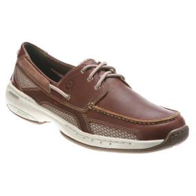 Dunham Men's Captain - Brown WP leather