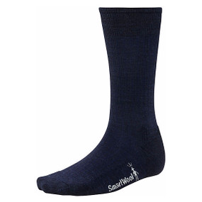 Smartwool Men's New Classic Rib Sock - Deep Navy Heather