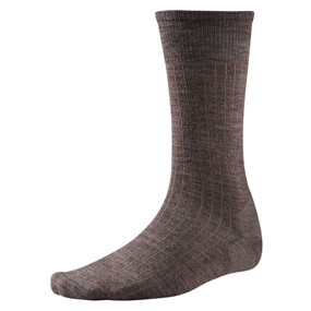 Smartwool Men's New Classic Rib Socks - Taupe