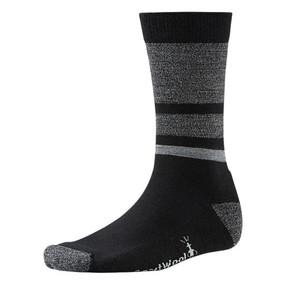 Smartwool Men's Shed Stripe Socks - Black
