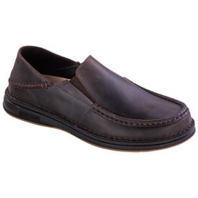 Birkenstock Men's Duma - Natural Brown Leather