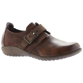 Naot Women's Tane - Brown Combo Leather / Nubuck