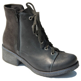 Naot Women's Groovy Bootie - Midnight / Vintage