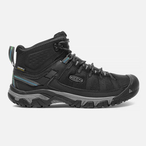 Keen Men's Targhee Exp Waterproof Mid - Black / Steel Grey