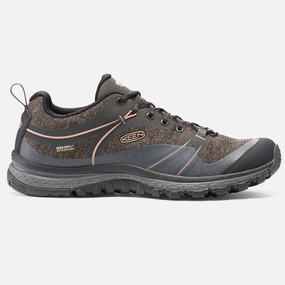 Keen Women's Terradora WP - Raven / Rose Dawn