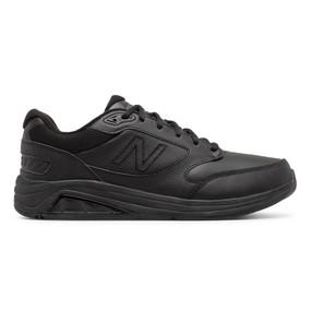 New Balance 928v3 Men's Walking - Black Leather