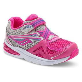 Saucony Little Kid's Ride Sneaker - Pink
