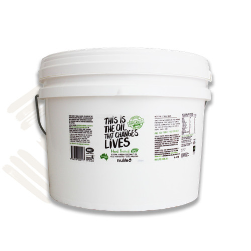 Virgin Coconut Oil - 10L Pail (Bulk)