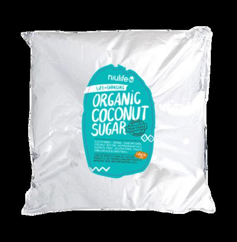 Organic Coconut Sugar Bag 12.5kg