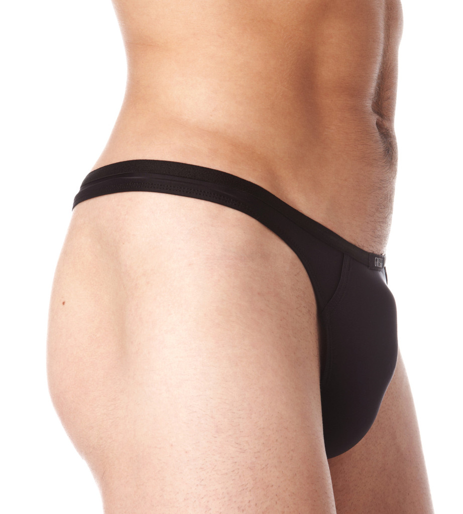 Voyeur Up Thong – Sexy liquid touch string by Gregg Homme