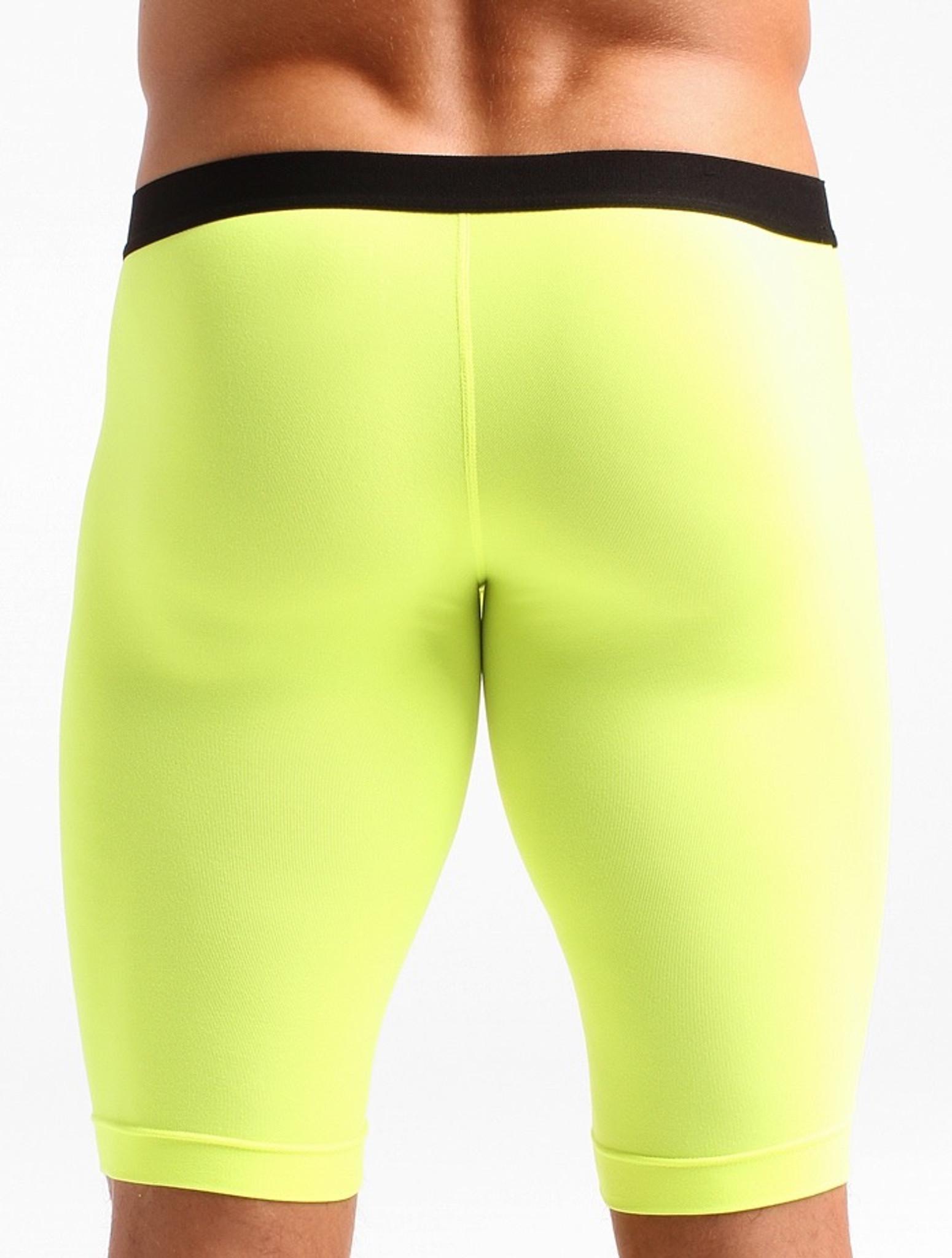 Men's Underwear – CX93 Long boxer knee length sports boxer