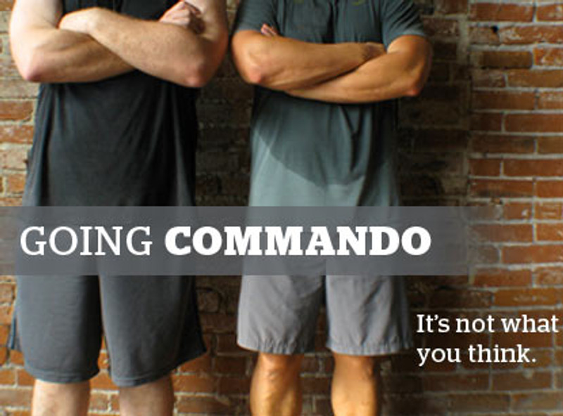 Reasons you might not want to go commando when its hot