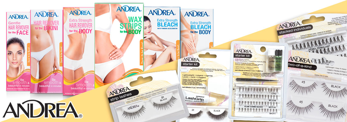 Andrea False Eyelashes