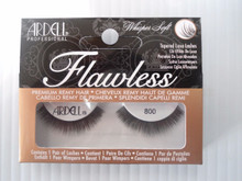 Ardell Strip Lashes Flawless #800 Black (Pack of 4) 3 Easy Steps