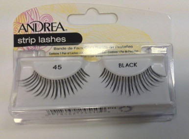 Andrea Modlash Strip Lash Pair 45 Black