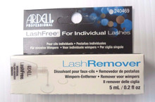 Ardell LashFree Eyelash Adhesive Remover for Individual Lashes 5mL 0.2 oz