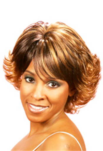 Synthetic Hair Full Wig - Jamila