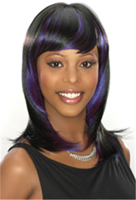 Synthetic Hair Full Wig - Esmerelda
