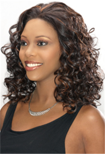 Synthetic Lace Front Wig - FREDA