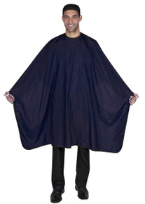"Betty Dain Premier Cape Water Resistant Snap Closure Extra Large 54"" x 60"" Navy"