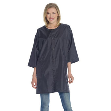 Diane by Fromm Cover Up Snap Closure Lightweight Nylon Black Fits Most Dta008