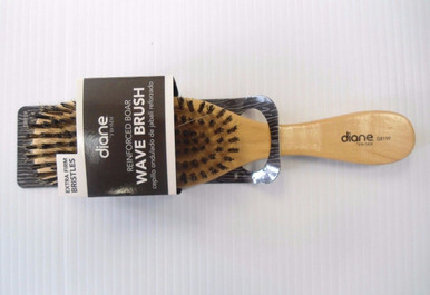 Diane by Fromm Reinforced Boar Wave Brush Extra Firm Bristles #D8159