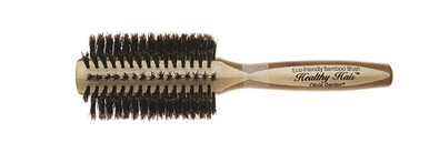 Olivia Garden Healthy Hair Boar Bamboo Brush HHB-30 2 1/2""