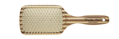 Olivia Garden Healthy Hair Bamboo Large Ionic Paddle Brush HH-P7