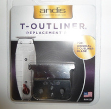 ANDIS T-Outliner/GTX Trimmer Replacement Blade Set Item# 04521