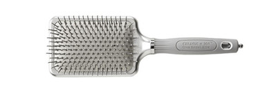 Olivia Garden Ceramic Ion Brush XL Pro Large Anti-static Ion charged bristles