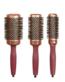 Olivia Garden HeatPro Thermal Round 3-pc Box Deal Brushes HP-52, HP-42, HP-32