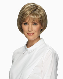Estetica Pure Stretch Cap Short Full Wig Ellen - Black, Brown, Blonde, & Gray