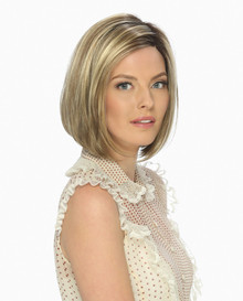 Estetica Front Lace Line Wig Jamison - Black, Brown, Blonde, & Gray