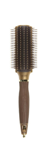 Olivia Garden NanoThermic Ceramic + Ion Styler Styling Hair Brush NT-S9R