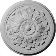 Ceiling Medallion - CM12LE - Acanthus