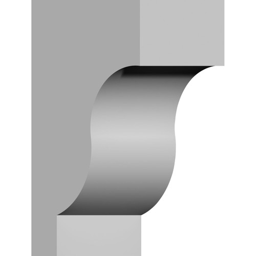 COR04X06X10TR - Traditional Corbel
