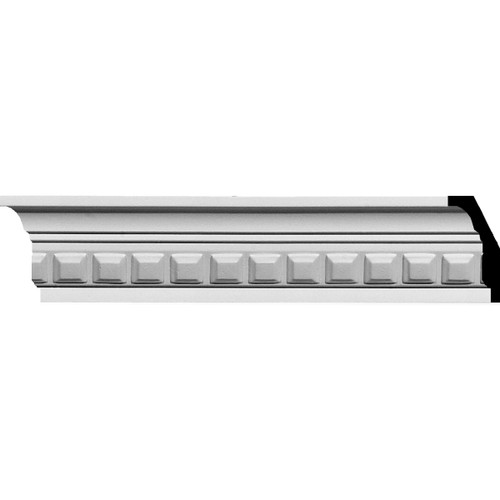 MLD02X02X03BL - Blackthorne Crown Molding