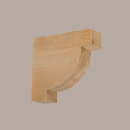 BKT12X12X4 - BRACKET 12X12X4 Wood Grain Bracket