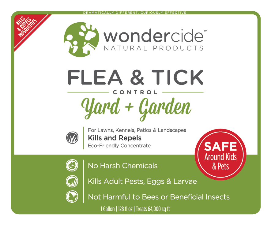 Wondercide Concentrated Natural Flea & Tick Control for ...