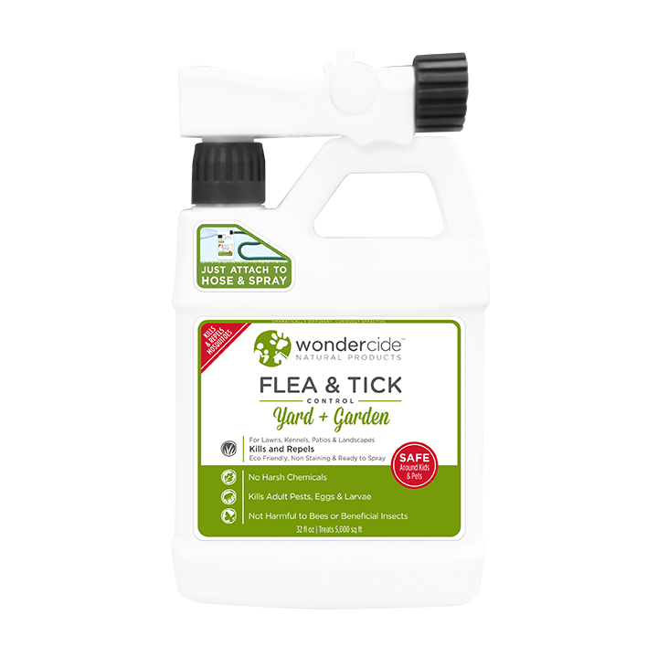 Wondercide Ready To Use Natural Outdoor Flea Tick