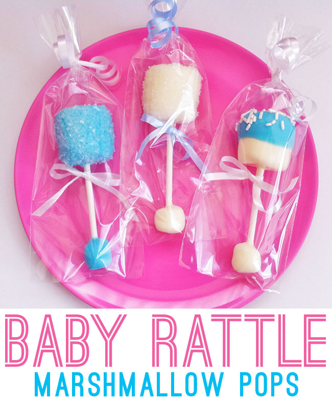 Baby Girl Baby Shower Food Ideas: Cute Baby Shower Food Ideas From Snuggwugg