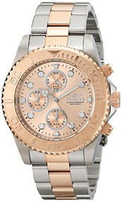 Invicta Men's 1775 Pro Diver Collection Chronograph Watch [Watch] Invicta