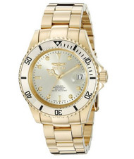 Invicta Men's 18508 Pro Diver Analog Display Swiss Automatic Gold Watch …