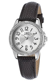 Invicta Women's 16340 Angel Analog Display Japanese Quartz Black Watch [Watch...