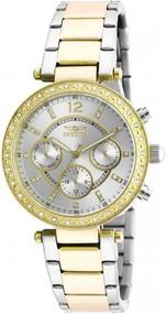 Invicta Women's 20470 Angel Analog Display Swiss Quartz Two Tone Watch