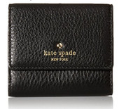 kate spade new york Cobble Hill Tavy Wallet, Black, One Size …